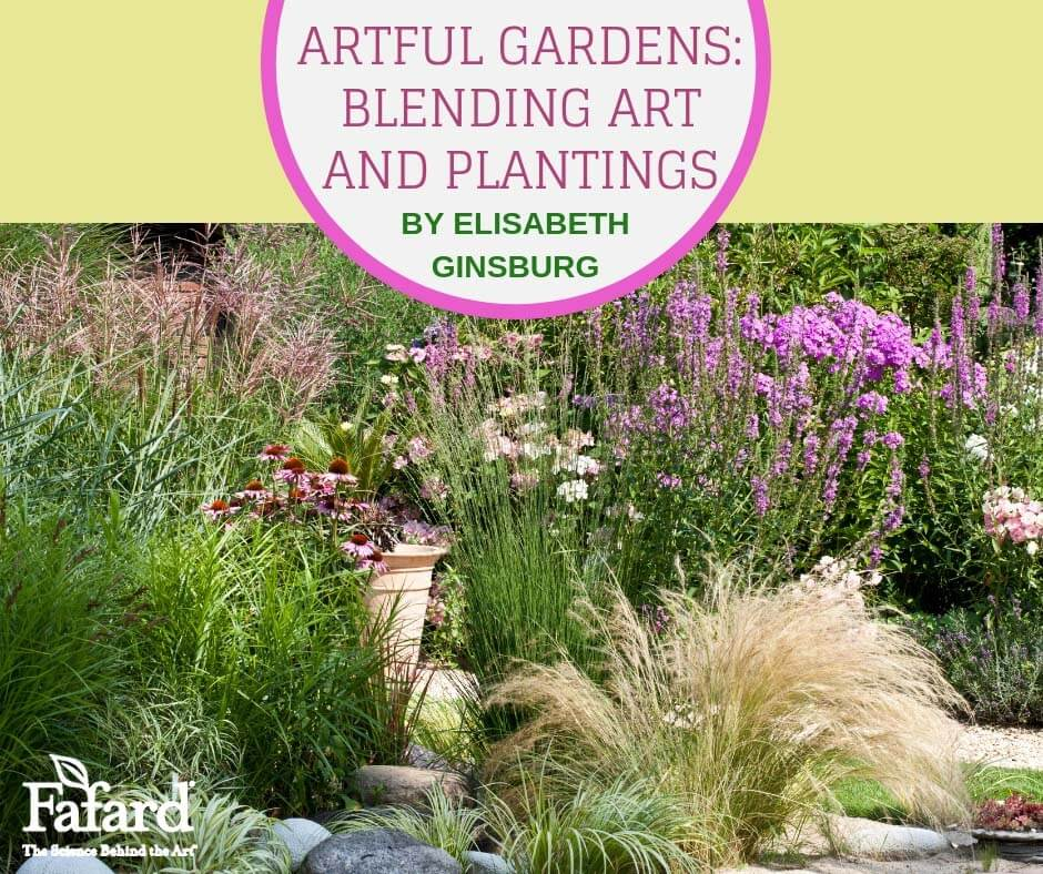 Artful Gardens: Blending Art and Plantings Featured Image