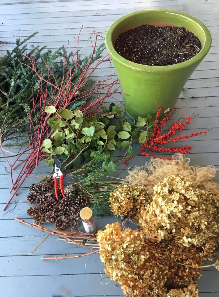 Materials for holiday containers