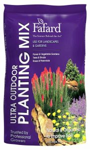 Fafard Ultra Outdoor Planting Mix pack