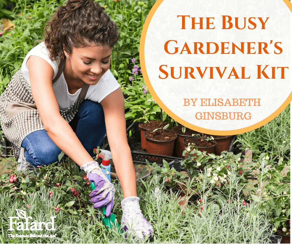 Busy Gardener's Survival Kit Featured Image